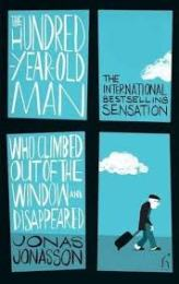 102-‎The 100 Year Old Man Who Climbed Out of the Window and Disappeared - Jonas Jonasson.jpg